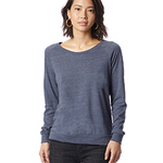 Ladies'  4.4 oz. Slouchy Pullover