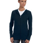 Ladies'  8 oz. Stretch French Terry Lounge Jacket
