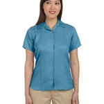 Ladies'  Bahama Cord Camp Shirt