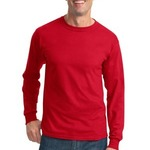 HiDensi T™ 100% Cotton Long Sleeve T Shirt