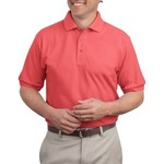 Extended Size Silk Touch™ Polo