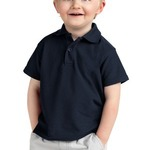 Silk Touch™ Toddler Polo