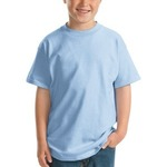Hanes 5380 - Youth Beefy T® Born to Be Worn 100% Cotton T Shirt