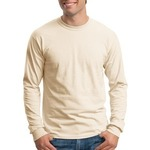 Gildan G2400 Ultra Cotton ® 100% Cotton Long Sleeve T Shirt