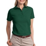 ComfortSoft® Ladies 7 Ounce Pique Knit Sport Shirt