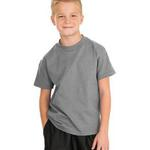 Hanes 5450 - Youth Tagless® 100% Cotton T Shirt