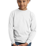 Youth Tagless® 100% Cotton Long Sleeve T Shirt