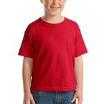 Gildan 8000B - Youth DryBlend™ 50 Cotton/50 DryBlend™Poly T Shirt