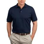 6.1 Ounce Jersey Knit Sport Shirt