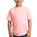 PC55Y - Youth 50/50 Cotton/Poly T Shirt